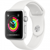 APPLE Watch 3 - 42 - Alu argent / Bracelet Sport Blanc