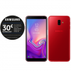 Samsung Galaxy J6+ - 32Go - Rouge