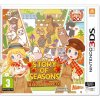 Story of Seasons : Trio of Towns Jeu 3DS