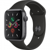 APPLE Watch 5 - 44 - Alu gris / Bracelet Sport Noir