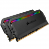 CORSAIR DOMINATOR PLATINUM RGB BLACK 32 Go 2x16 Go, 3200Mhz CL16