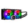 Corsair CORSAIR Hydro Series H115i RGB PLATINUM Liquid CPU Cooler