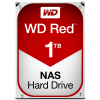 Western Digital WD RED 1 To - 3.5'' SATA III 6 Go/s - Cache 64 Mo - Rouge