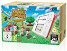 Console Nintendo 2DS - blanc & rouge + Animal Crossing