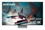 TV Samsung QE65Q800T QLED 8K Smart TV 65'' Noir 2020
