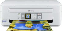 Imprimante Epson Expression Home XP-355 Multifonctions WiFi Blanc