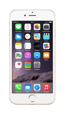 Smartphone Apple iPhone 6 Gold 16 Go Reconditionné
