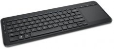 Clavier sans fil Microsoft All-In-One Media Keyboad
