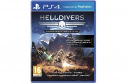 SONY Jeu PS4 Helldivers : Super-Earth Ultimate Edition