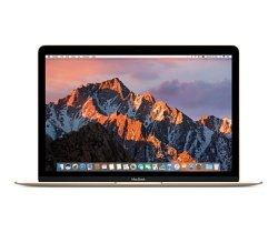 Apple MacBook 12 256 Go SSD 8 Go RAM Intel Core m3 bicur à 1.2 GHz Or