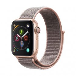 APPLE Watch Series 4 - 40mm - Alu Or / Boucle Sport Rose des sables