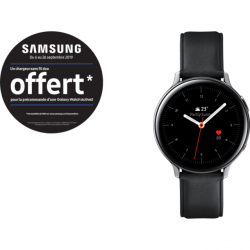 Samsung Galaxy Watch Active2 4G - 44 mm - Argent