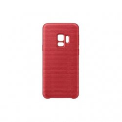 Samsung Coque Hyperknit Galaxy S9 - Rouge