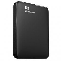 WESTERN DIGITAL WD ELEMENTS 500 Go 2.5'' USB 3.0 Noir
