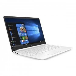 Ordinateur Portable HP 15S-FQ1044NS 15,6- i5-1035G1 8 GB RAM 256 GB SSD Blanc