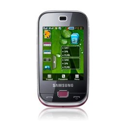 Samsung B5722, Barre, Double SIM, 7,11 cm (2.8-), 3,2 MP, 1200 mAh, Rose