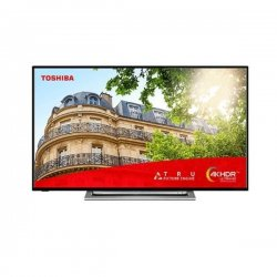 TV INTELLIGENTE TOSHIBA 43UL3B63DG 43- 4K ULTRA HD DLED WIFI NOIR
