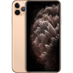 Apple iPhone 11 Pro Max - 512 Go - MWHQ2ZD/A - Or