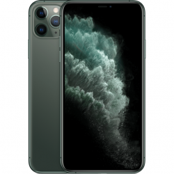 APPLE iPhone 11 Pro Max - 256 Go - MWHM2ZD/A - Vert nuit