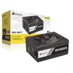 CORSAIR Alimentation 100% modulaire RM850i - 850W - 80+ Gold