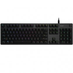 LOGITECH CLAVIER GAMING MÉCANIQUE G512 LIGHTSYNC RVB