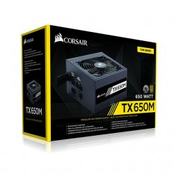 CORSAIR TX650 650W - 80 Plus Gold