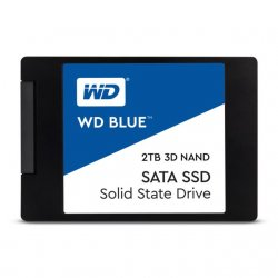 WESTERN DIGITAL WD BLUE 2 To 2.5'' SATA III 6 Gb/s