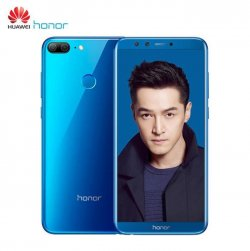 Huawei Honor 9 Lite 4G Mobile Phone Octa-core 13MP Four Cams 3GB+32GB 5.65-Inch FHD+ 2160*1080P 18:9 Screen Android 8.0 3000mAh Bleu