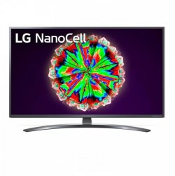 LG 43NANO793NE - TV LED UHD 4K NanoCell - 43- (108cm) - HDR10 - Smart TV - 3 x HDMI - 2 x USB - Classe énergétique A