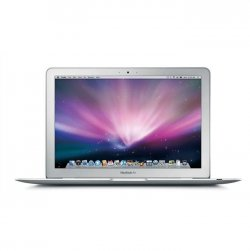 APPLE MacBook Air 13- 2010 Core 2 Duo - 2,13 Ghz - 2 Go RAM - 128 Go SSD - Gris - Reconditionné - Etat correct