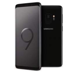 Samsung Galaxy S9 Noir Carbone - Double Sim