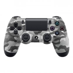 Sony Dual Shock 4 - Gamepad - sans fil - Bluetooth - camouflage urbain - pour Sony PlayStation 4