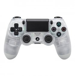 Sony DualShock 4 Gamepad sans fil Bluetooth cristal pour Sony PlayStation 4