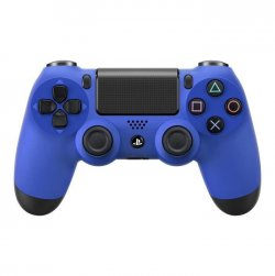 Sony Dual Shock 4 v2 Gamepad sans fil Bluetooth bleu pour Sony PlayStation 4