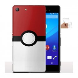 Coque Gel sony Xperia M5 Aqua Pokemon