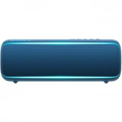 SONY SRSXB22L Enceinte Bluetooth EXTRA BASS 12h Splash proof wireless speaker – Blue
