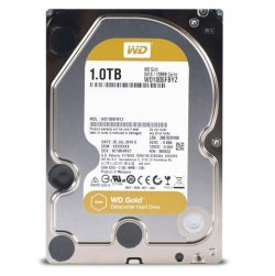 WESTERN DIGITAL Stockage interne Gold™ SATA HDD de classe entreprise, 1 To