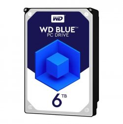 WD Blue 6To 64Mo 3.5    WD60EZRZ