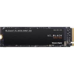 WD Black™- Disque SSD Interne - SN750 - 1To - M.2 NVMe (WDS100T3X0C-00SJG0)